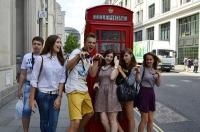 ЛОНДОН, практический курс+экскурсии на летних каникулах